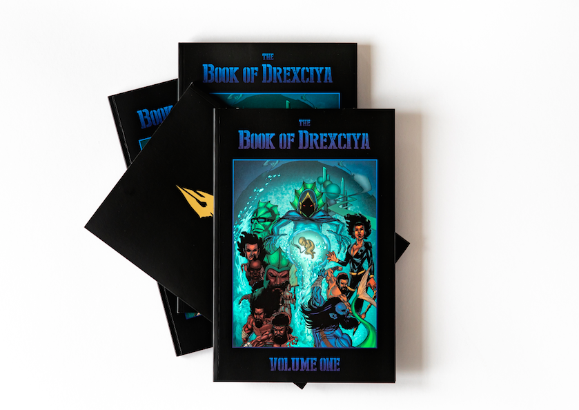 Tresor to release Drexciya graphic novel