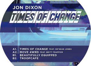 Jon Dixon – Troopcafe