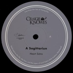 A Sagittariun – Heart Sūtra