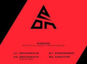 Steve Allman – Brainwave (Sync 24 Remix)