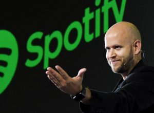 "Spotify CEO Daniel Ek states: ""You can't record music once every three to four years and think that's going to be enough"""