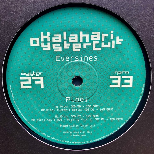 Eversines – Plooi (Oceanic Remix)