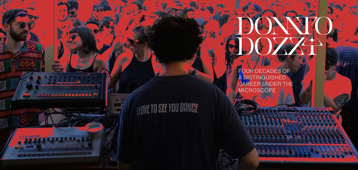 Donato Dozzy: Decoding a musical language